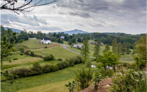 1 acre lot in Young Harris Georgia. Great building lot with mountain views.